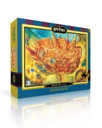 Hogwarts by New York Puzzle Company Hogwarts Harry Potter 500 Piece Jigsaw