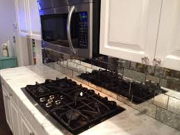 large glass tile backsplash u2013 kitchen design 20 photos best mirror mosaic kitchen backsplash