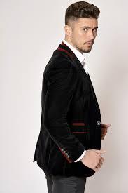velvet blazer luxury menswear party wear marc darcy