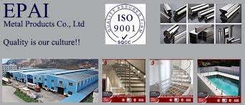 Handrail Manufacturer Glass Handrail Manufacturer Modern Design Stainless Steel Glass