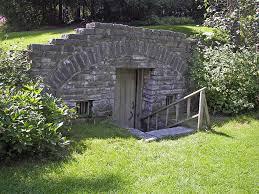 Bermed House File Herkimer House Underground Storage 2 Jpg Wikimedia Commons