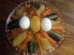 recette cuisine couscous tunisien recette de couscous tunisien par salima38