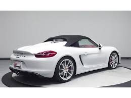 porsche boxster spyder 2016 2016 porsche boxster spyder for sale in nashville tn stock