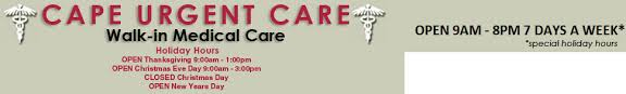 cape urgent care care cape may nj