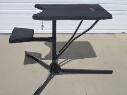 Portable Shooting Bench Building Plans Doing By Wooding Ideas Wood Portable Shooting Bench Plans Plywood