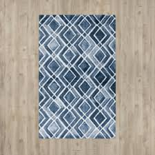 Pale Blue Rug Decor Home Decoration With Navy Blue Area Rug And Wood Floorings