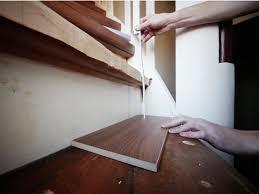 treppe nachtrã glich einbauen alte stufen renovieren laminat auf treppen verlegen bauen de
