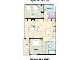 Wyndham Bonnet Creek Floor Plans Club Wyndham Wyndham Resort At Avon