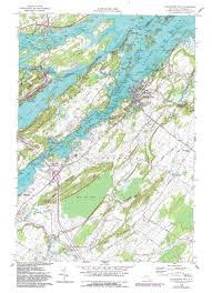 City Of Phoenix Map by New York Topo Maps 7 5 Minute Topographic Maps 1 24 000 Scale