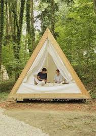 Tent In Backyard by Best 25 Glamping Ideas On Pinterest Camping Foods Camping Tips
