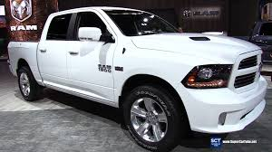 Dodge Ram 1500 - 2016 ram 1500 sport 5 7l hemi exterior and interior walkaround