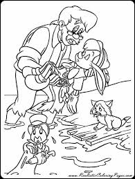 disney pinocchio coloring pages realistic coloring pages