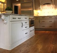 Kitchen Microwave Cabinets Incomparable Kitchen Island Base Molding With Beaded Panel Cabinet