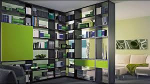 Room Divide Bookcase Room Dividers Youtube