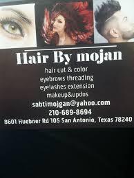 hair by mojan by hair by mojan in san antonio tx alignable