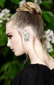 hairstyle that covers hearing aid wearer 30 best hair and style show off your hearing aids images on