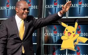 Herman Cain Meme - images herman cain pokemon meme