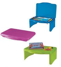 kids folding lap desk folding lap desk art craft supplies with regard to stylish home