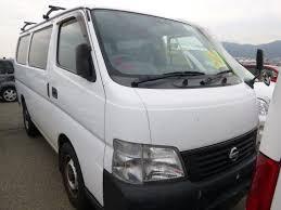 nissan caravan 2014 kobe