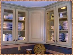 refacing kitchen cabinets with glass doors stunning kitchen cabinet glass doors decoration ideas