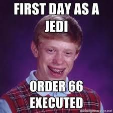 best of the bad luck brian meme smosh star wars
