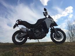 ducati motocross bike ducati multistrada enduro 1200 bike that should not be this good