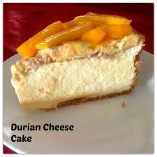 king of fruits cream cheese u003d durian cheesecakes game to try