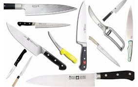 types of kitchen knives best kitchen knives reviews 2018 buyer guide