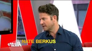 nate berkus interview 2015 on his husband jeremiah brent u0026 etalk