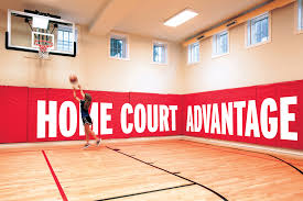 Backyard Sport Court Cost by The New Luxe Amenity Home Basketball Courts Business Of Life