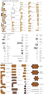 door floor plan with floor plan symbols electrical plan symbols
