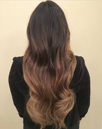 how to fade highlights in hair dark brown hairs dark brown balayage somber ombré hand painted highlights fading