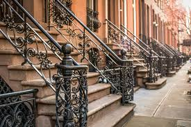 Iron Banister 35 Wrought Iron Stair Railing Ideas Photo Gallery