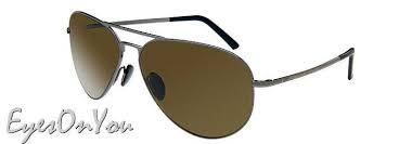 porsche design sunglasses porsche design sunglasses p8508 b grey brown 100 authentic