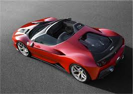 future ferrari models ferrari u0027s future designs could follow j50 u0027s lead