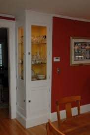 home corner hutch for dining room appealing and white diner sets