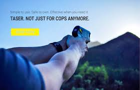 taser self defense