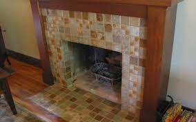 damaged fireplace stovers