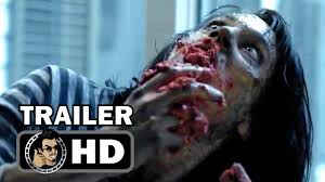 here alone official trailer 2017 lucy walters zombie horror