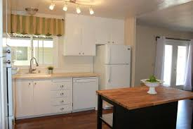 how to paint mobile home cabinets our best tips to remodel a mobile home on a budget 365