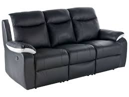 canapé promo conforama canapé relaxation 3 places promo canapé meuble pas cher et