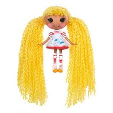 lalaloopsy loopy hair lalaloopsy mini loopy hair doll spot splatter splash