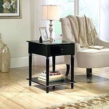 sauder coffee and end tables sauder end tables collection black end and side table sauder coffee