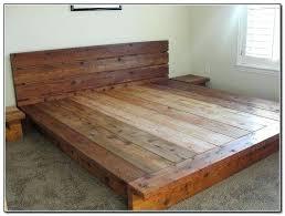 platform bed frame ideas andyozier com