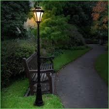 Solar Lantern Lights Costco - lighting solar post lights solar post lights walmart solar post
