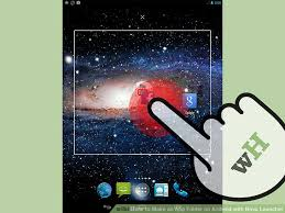 how to make folders on android how to make an app folder on android with launcher 9 steps