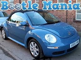 black volkswagen bug 2006 vw beetle convertible 2 0 china blue black leather automatic