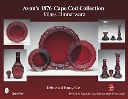 avon u0027s 1876 cape cod collection glass dinnerware debbie coe
