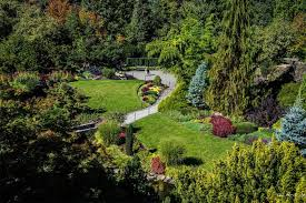 Rock Quarry Garden Vancouver Gardens Parks And Conservatories