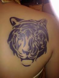 tiger thigh tattoos best tiger gallery 2018